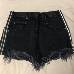 Carmar black skirt